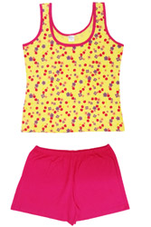 Short Doll Regata Luna Cuore