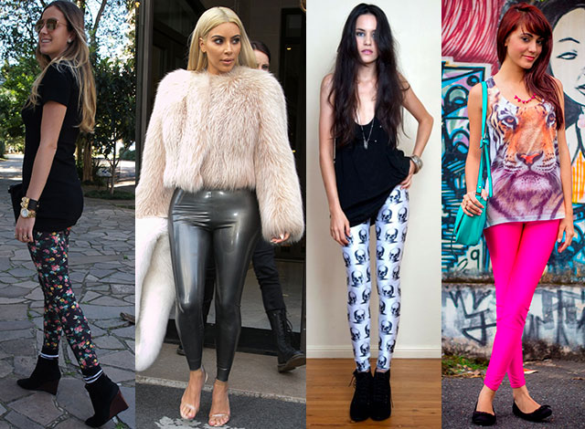 look com legging