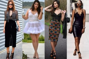 Como usar lingerie como destaque do look?Como usar lingerie como destaque do look