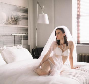 Lingeries para noivas: preparando-se para o grande dia!