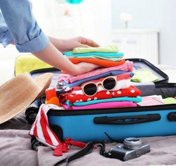 Como levar lingerie na mala de viagem